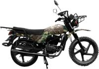 Мотоцикл Racer Tourist RC200GY-C2 (черный/зеленый) -