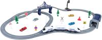 Железная дорога игрушечная Givito Мой город / G201-012 -