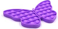 Антистресс Pop It Бабочка (фиолетовый) -