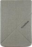 Обложка для электронной книги PocketBook Origami Cover / HN-SLO-PU-U6XX-DG-CI (серый) -