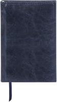 Ежедневник Brauberg Imperial / 124984 (темно-синий) -