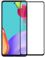 Защитное стекло для телефона Case 111D для Galaxy A52 (черный глянец) -