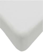 Простыня Lovkis Home Трикотаж 160x200x20 / 0000-0 (белый) -