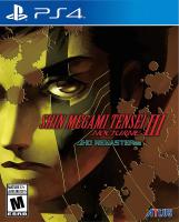 Игра для игровой консоли PlayStation 4 Shin Megami Tensei III Nocturne HD Remaster (1CSC20005078) -
