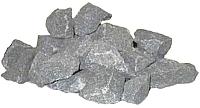 Камни для бани Онежская каменка Талько-хлорит колотый (20кг) -