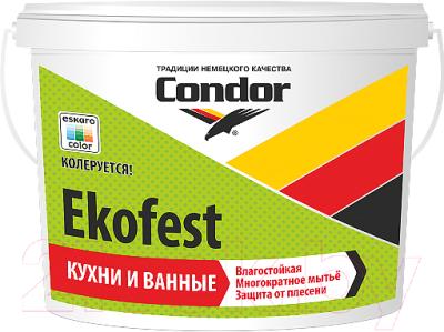 Краска CONDOR Ekofest (7.5кг)