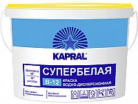 Краска CONDOR Kapral B-12 (7.5кг, белый) -