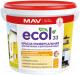 Краска MAV Ecol ВД-АК-1033 (5л, белый) -