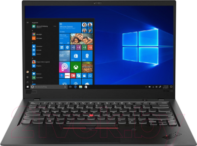 Ноутбук Lenovo ThinkPad X1 Carbon 6 (20KH0035RT)