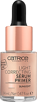 Основа под макияж Catrice Light Correcting Serum Primer тон 020 (14мл) -