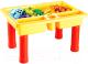 Развивающий игровой стол Pituso С конструктором / 6776034 -