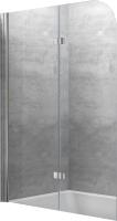 Стеклянная шторка для ванны Kolpa-San Terra TP 112 L -