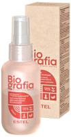 Эссенция для волос Estel Biografia Натуральная двухфазная Мгновенный блеск  (100мл) -