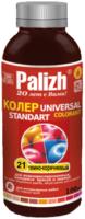 Колеровочная паста Palizh Standart №21 универсальная (150г, темно-коричневый) -