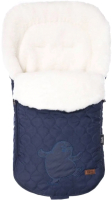 Конверт детский Nuovita Polare Bianco (темно-синий) -