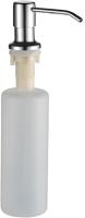 Дозатор встраиваемый в мойку Laveo Drop OKD 031T (хром) -