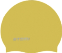 Шапочка для плавания Atemi RC306 (золото) -