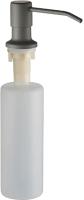 Дозатор встраиваемый в мойку Laveo Drop OKD531T (серый) -