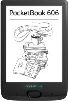 Электронная книга PocketBook 606 / PB606-E-CIS (черный) -