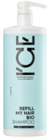 Шампунь для волос Ice Professional Refill Для сухих и поврежденных волос (1л) -