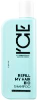 Шампунь для волос Ice Professional Refill Для сухих и поврежденных волос (250мл) -