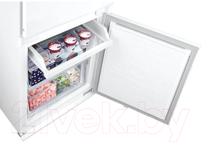 Встраиваемый холодильник Samsung BRB306054WW/WT