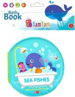 Игрушка для ванной Bam Bam Книжка / 432475 -
