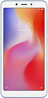 Смартфон Xiaomi Redmi 6A 2GB/16GB (голубой) -