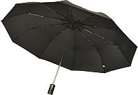 Зонт складной Ame Yoke ОК58-10В-1 (черный) -