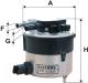 Топливный фильтр Filtron PP838/8 -