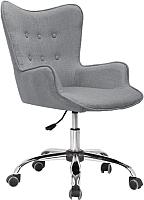 Кресло офисное Седия Bella (серый) -