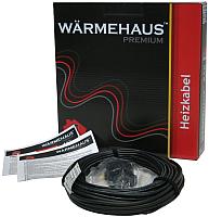 Теплый пол электрический Warmehaus UV CAB 20W-44.0m/880w -