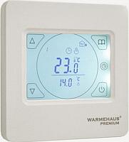 Терморегулятор для теплого пола Warmehaus TouchScreen WH 92 (бежевый) -