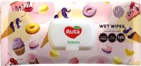 Влажные салфетки Ruta Selecta (120шт) -