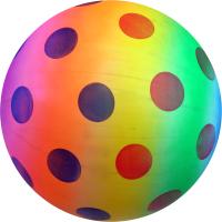 Мяч детский Sima-Land Горошек / 4135240 -
