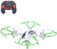 Квадрокоптер Автоград Skydrone / 6918186 (зеленый) -