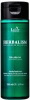Шампунь для волос La'dor Herbalism (150мл) -