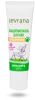 Средство для ухода за лапами животных Levrana Love Pets Защитная мазь для лап перед прогулкой (100мл) -