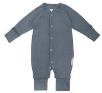 Комбинезон для младенцев Amarobaby Nature / AB-OD21-NG5/10-74 (серый, р. 74) -