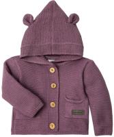 Кофта для младенцев Amarobaby Pure Love / AMARO-OD20-SH1201/06-68 (фиолетовый, р. 68) -