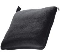 Плед Easy Gifts Radcliff 120x180 / 277503 (черный) -