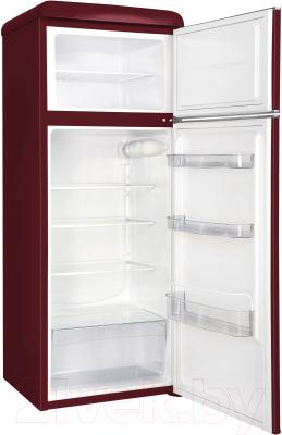 Холодильник с морозильником Snaige FR24SM-PRDO0E