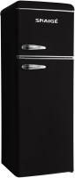 Холодильник с морозильником Snaige FR25SM-PRJ30F -