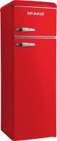 Холодильник с морозильником Snaige FR26SM-PRR50E -