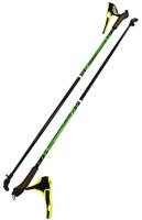 Палки для скандинавской ходьбы STC Extreme (120см, зеленый) -