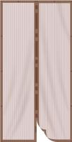 Москитная сетка на дверь el'Porta Коричневый -