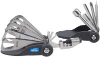 Универсальный набор инструментов King TONY Для ремонта велосипедов / 20A17MR (17 предметов) -