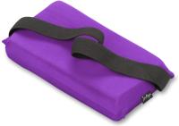 Подушка для растяжки Indigo SM-358 (фиолетовый) -