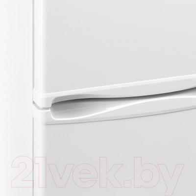 Холодильник с морозильником Maunfeld MFF 150W