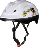 Защитный шлем Indigo Go IN071 (S, белый) -